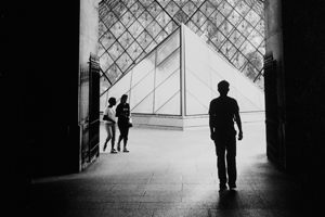 Paris Louvre 1989